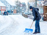 Sorry, you're shoveling snow all wrong