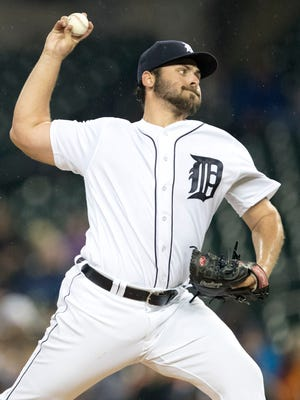 Michael Fulmer went 11-7 with a 3.06 ERA this season.