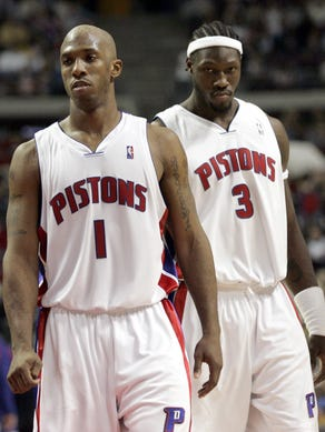 Rarefied Hair Ben Wallace Was Guy At The Top For