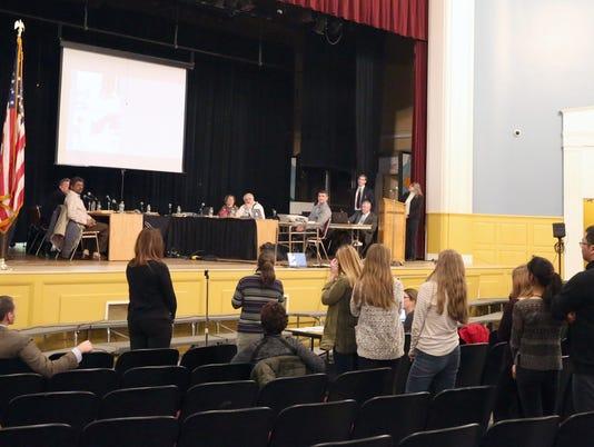 Wappingers School Board