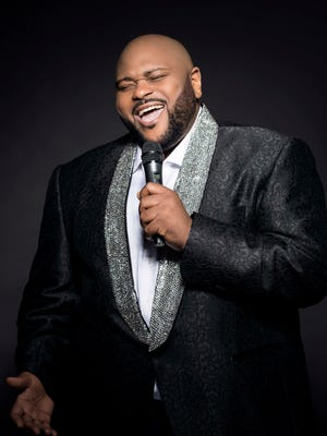 """""""Everybody I looked up to was a great song interpreter,"""" Ruben Studdard says."""