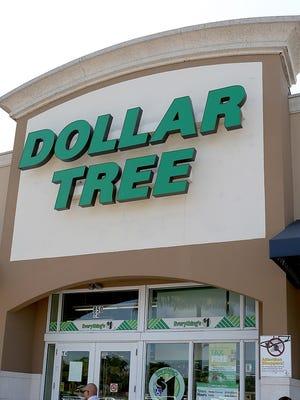A Dollar Tree store