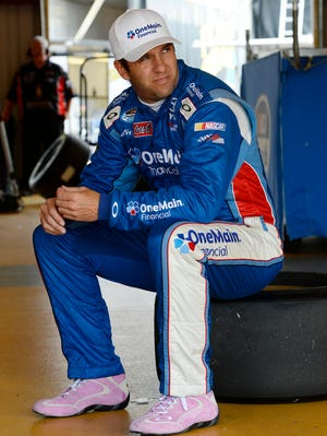"""Elliott Sadler loves the outdoors, explaining he's always hunting during the winter, and """"in the summer, I play a lot of golf and a ton of softball."""""""