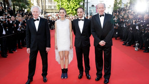 AP FRANCE CANNES TWO DAYS ONE NIGHT RED CARPET I ENT FRA