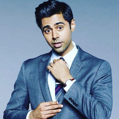 Hasan Minhaj from 'Daily Show' comes to State