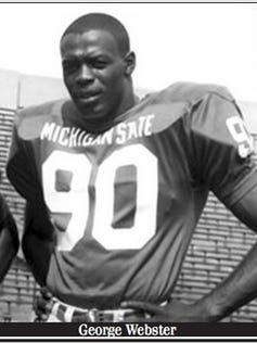Anderson native George Webster was a two-time All-American who later played 10 years in the NFL>