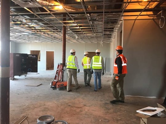 The Wichita Falls ISD school board received an update