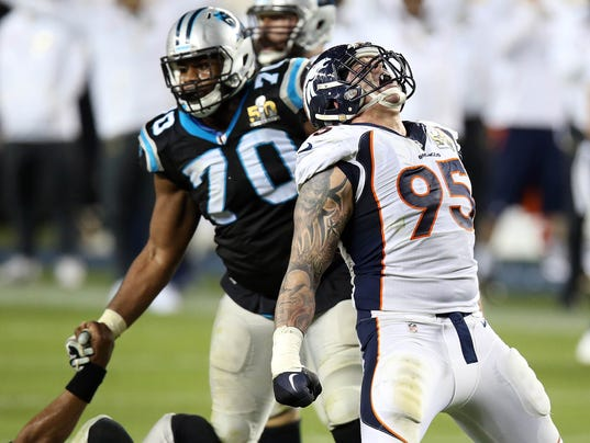 USP NFL: SUPER BOWL 50-CAROLINA PANTHERS VS DENVER S FBN USA CA