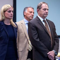Witness in Judge Guy Williams trial: 'I thought my life was over at that point.'