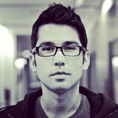 Simon Moya-Smith, culture editor of Indian Country