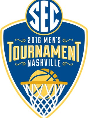 The 2016 SEC men's tournament in Nashville.