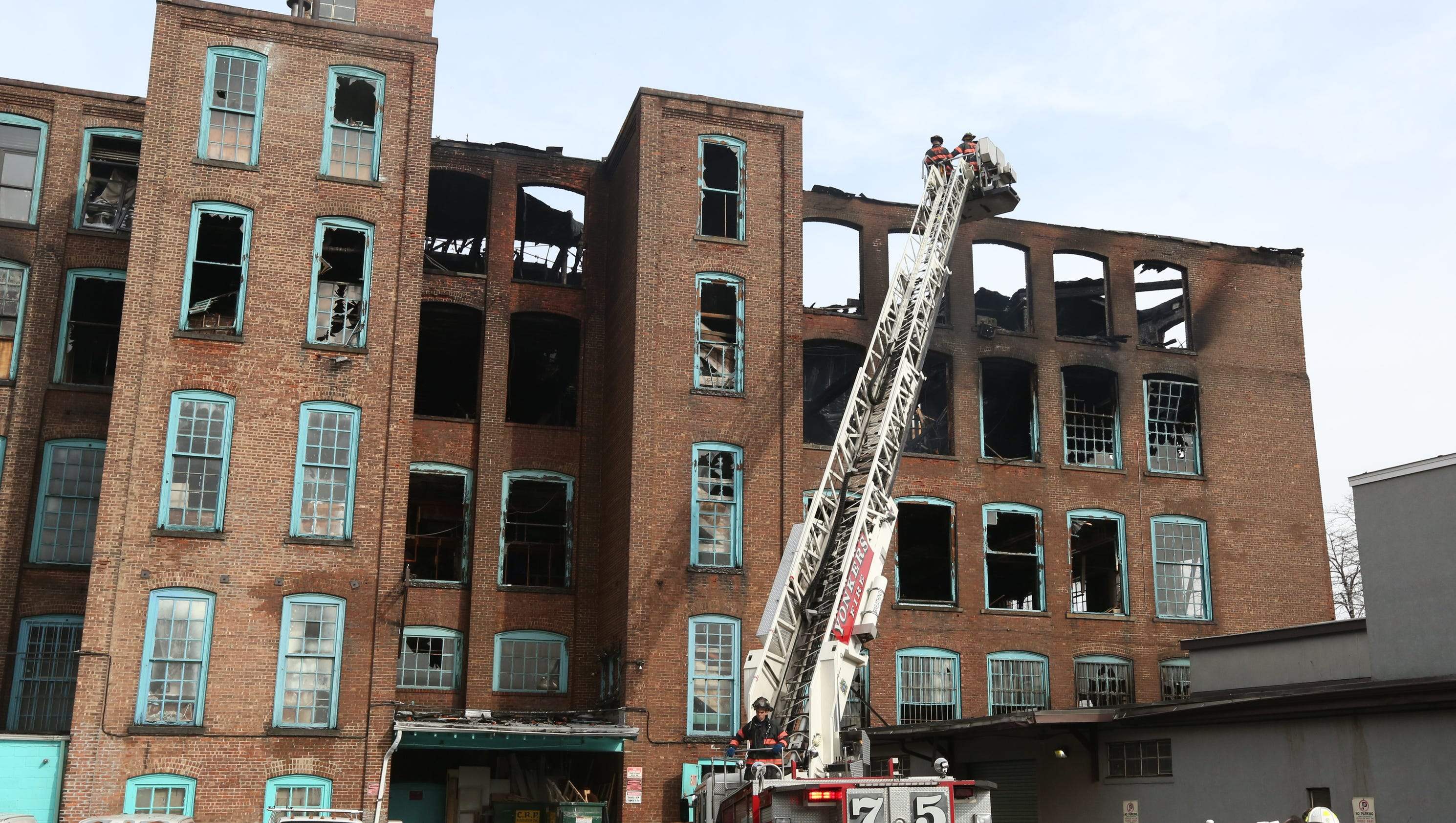 Fire Damages Part Of Yonkers Historic Alexander Smith