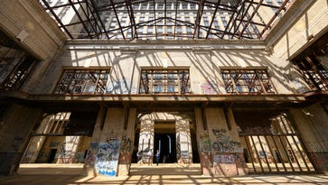 Project C: Inside Ford's deal to save old train station