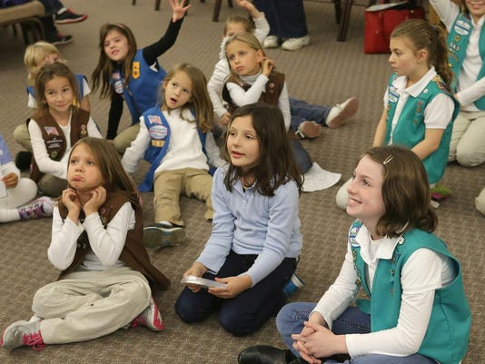 Girl Scouts Woes
