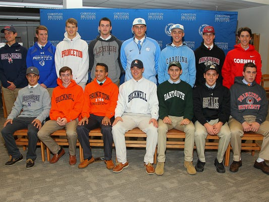 CBA Signing Day 2015