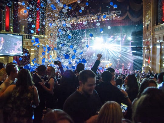 The Fillmore Detroit was No. 7 on Uber's list of Top 10 late-night metro Detroit destinations.