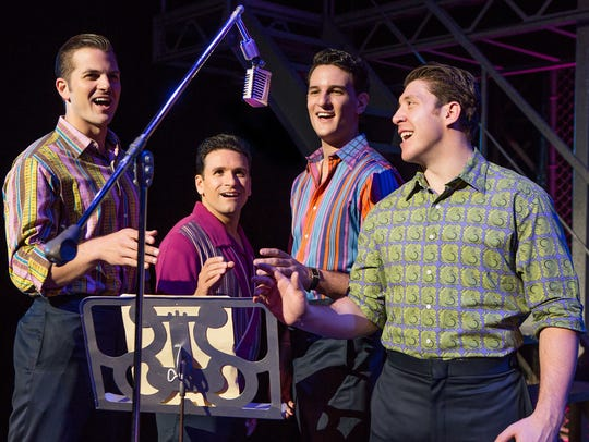 """""""Jersey Boys"""" is part of the State Theatre's upcoming"""