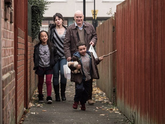 """Working-class struggles against an unfeeling bureaucracy are at the heart of """"I, Daniel Blake,"""" by director Ken Loach."""