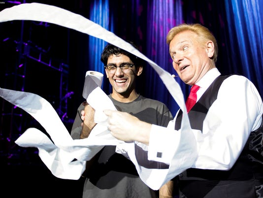 The Illusionists on Jan. 24 and 25 PHOTO CAPTION