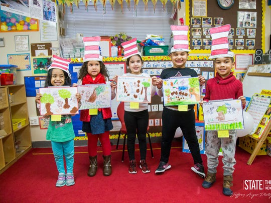 State Theatre New Jersey's Early-Childhood Literacy