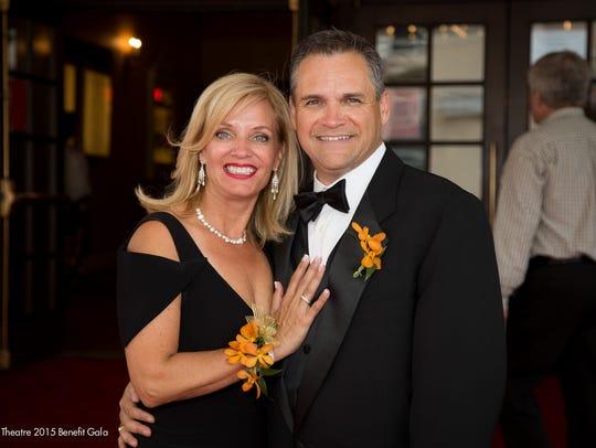 Diane and Douglas Garback