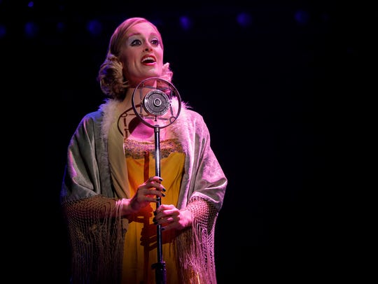 "The national tour of ""Cabaret"" hits the State Theatre"