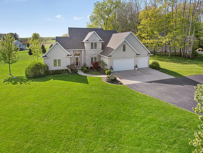Jordy Nelson's house, 3669 Ives Lane, Suamico.