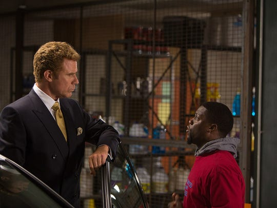 Will Ferrell's character makes some mistaken assumption
