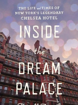 'Inside the Dream Palace' is a weekend book pick.