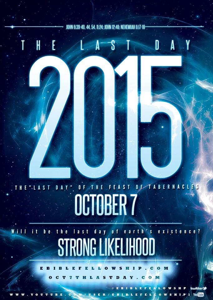 October 7 #