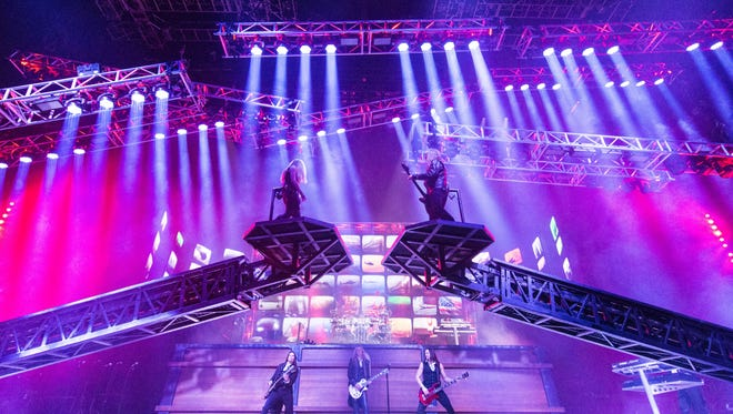 Trans-Siberian Orchestra will play the Palace on Dec. 29.