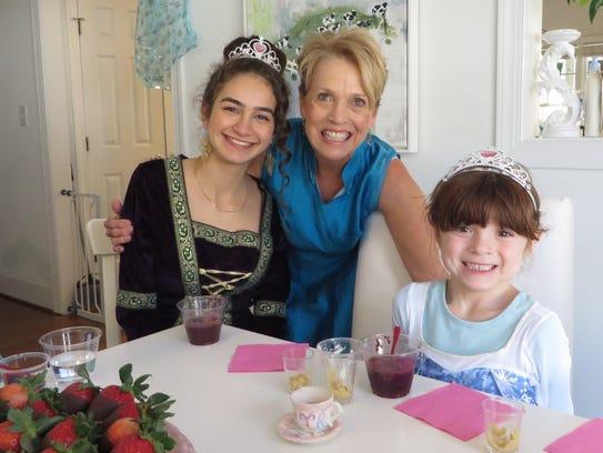 Princess Sofia the First, Celia Casey and Princess