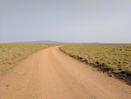 The long, lonely Great Divide Mountain Bike Route in