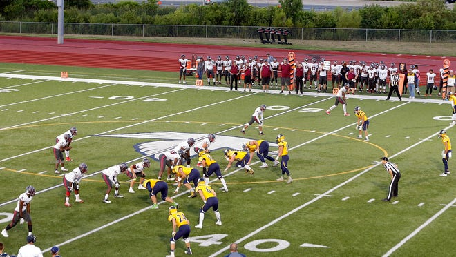 Whitnall's football team is off to a 6-0 start.