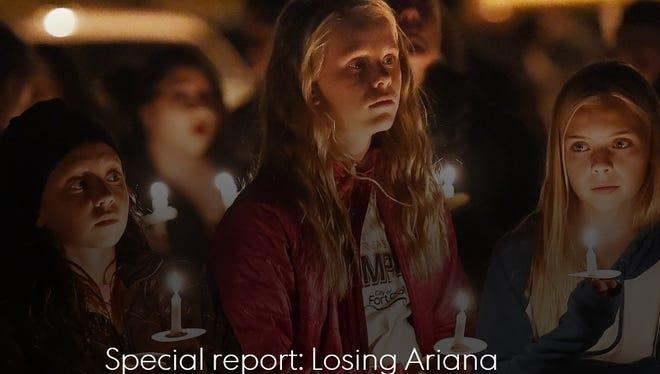 Losing Ariana