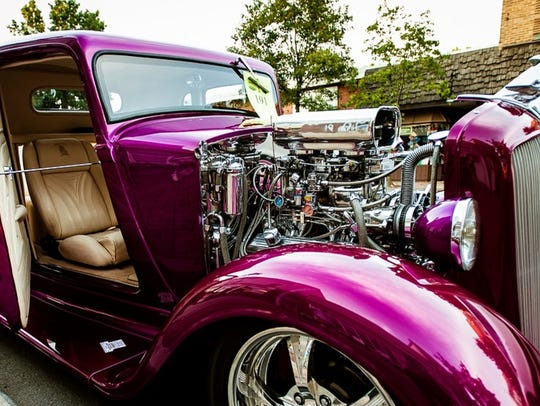 Metuchen Cruise Nights is among the upcoming events