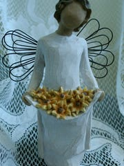 Happiness Willow Tree Angel, $18.