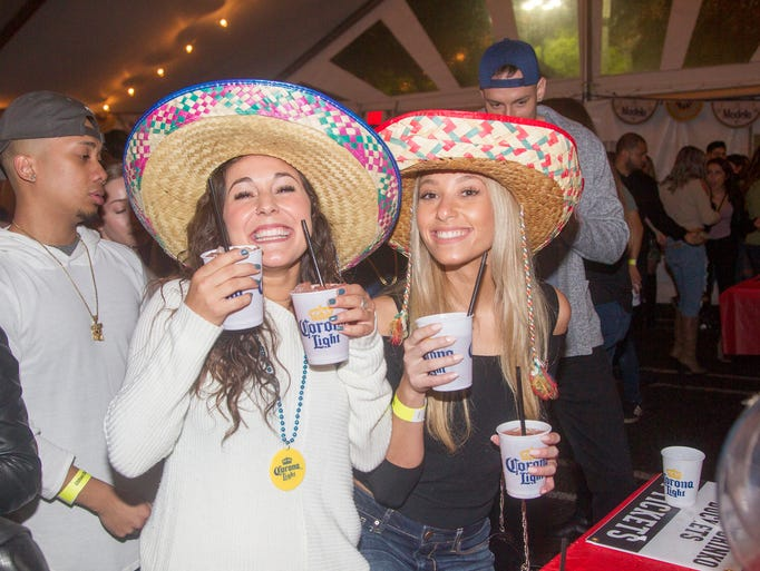 Chevy's in Clifton held its annual Cinco de Mayo celebration