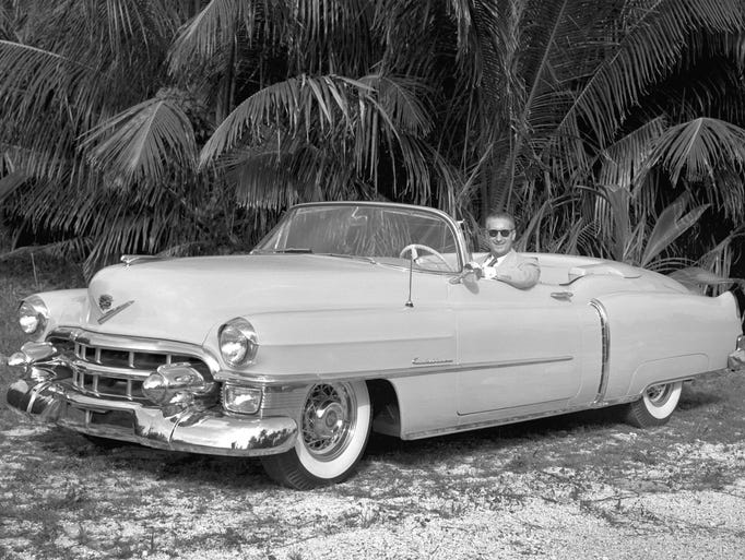 General Motors Past And Present