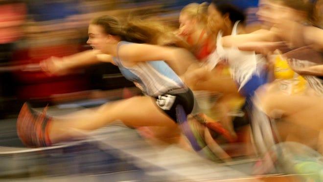 Top performances for 2016-17 girls indoor track season.