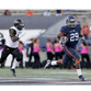 UTEP running back Aaron Jones takes off on a 68-yard touchdown run against Southern Miss Saturday at the Sun Bowl.