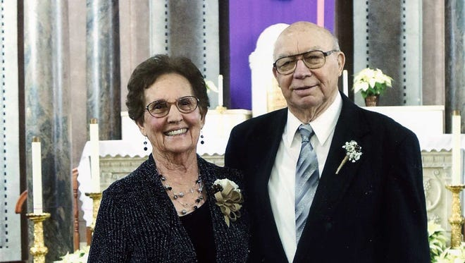 Harold and Phyllis Alt