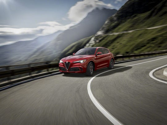 The all-new Stelvio is the second of a new lineup of vehicles built off a world-class architecture that embodies the brand's la meccanica delle emozioni (the mechanics of emotion) spirit.