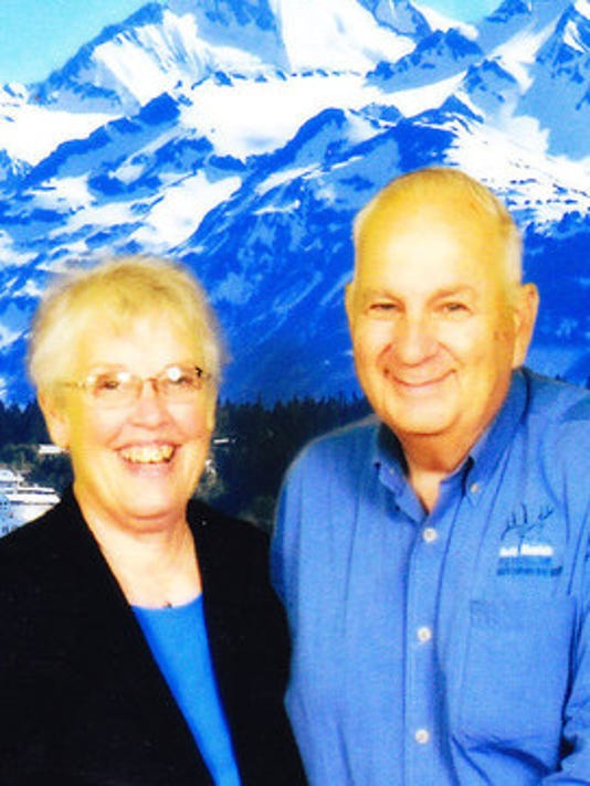 Anniversaries: Don Potts & Nancy Potts