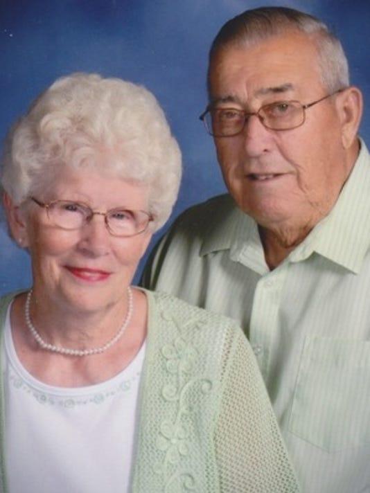 Anniversaries: Eugene Heinen & Bernice Heinen
