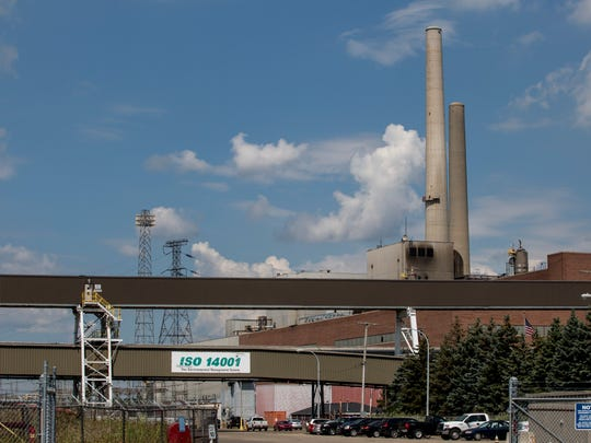 The St. Clair power plant is now expected to retire in 2022. It had originally been projected to retire in 2023.