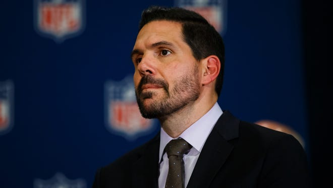 Dean Blandino served as the NFL's vice president of officiating for four years.