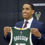 Brogdon excited to join young Bucks roster