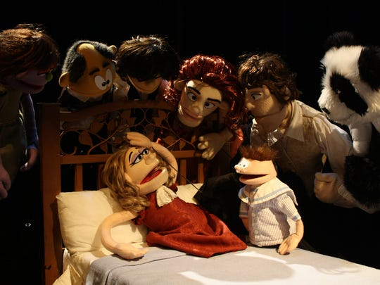 The All Puppet Players present 'The Exorcist Has No