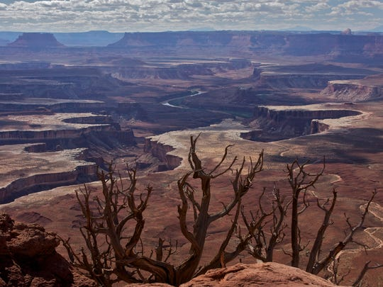 Canyonlands National Park.